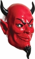 Scream Queens Devil Full Head Mask adult accessory