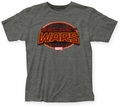 Secret Wars Logo fitted jersey tee heather charcoal mens pre-order
