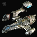 Serenity 1:250 scale cutaway replica Limited Edition