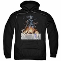 Shadowman pull-over hoodie Shadow Victory adult black