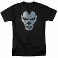 Shadowman t-shirt Comic Face mens black