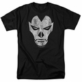 Shadowman t-shirt Face mens black