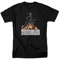 Shadowman t-shirt Shadow Victory mens black