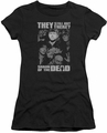 Shaun of The Dead juniors t-shirt Still Out There black