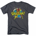 Shazam t-shirt Power Bolt mens