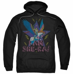 She Ra pull-over hoodie I Am She Ra adult black