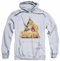 She Ra pull-over hoodie Rough Ra adult athletic heather