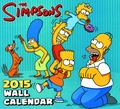 Simpsons 2015 Wall Calendar