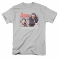 Six Million Dollar Man t-shirt The First mens silver
