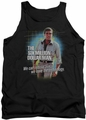 Six Million Dollar Man tank top Technology mens black