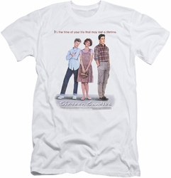 Sixteen Candles slim-fit t-shirt Poster mens white