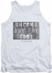 Sixteen Candles tank top Dreamers mens white