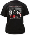Slaughter and the Dogs boot boys adult tee mens black pre-order