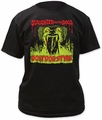 Slaughter and the Dogs do it dog style adult tee mens black pre-order