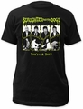 Slaughter and the Dogs you're a bore fitted jersey tee mens black pre-order