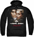 Sleepy Hollow pull-over hoodie Heads Will Roll adult black