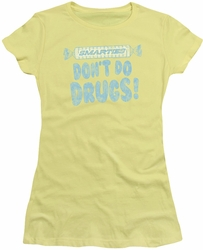 Smarties juniors t-shirt Be Smart banana