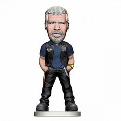 Sons of Anarchy 6 Inch Clay Morrow Bobblehead