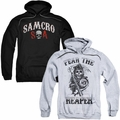 Sons of Anarchy adult hoodies & sweatshirts