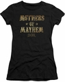 Sons of Anarchy juniors t-shirt Mothers Of Mayhem black