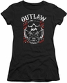 Sons of Anarchy juniors t-shirt Outlaw black