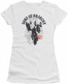 Sons of Anarchy juniors t-shirt Reapers Ride white