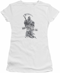 Sons of Anarchy juniors t-shirt Redwood Original white