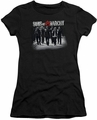 Sons of Anarchy juniors t-shirt Rolling Deep black