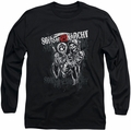 Sons of Anarchy long-sleeved shirt Reaper Logo black