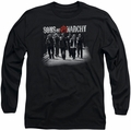 Sons of Anarchy long-sleeved shirt Rolling Deep black
