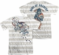 Sons Of Anarchy mens full sublimation t-shirt Crow And Stars