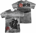 Sons Of Anarchy mens full sublimation t-shirt Open Road