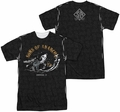 Sons Of Anarchy mens full sublimation t-shirt Reaper Repeat