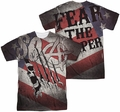 Sons of Anarchy mens full sublimation t-shirt United Sons Of America
