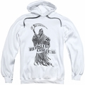Sons of Anarchy pull-over hoodie Redwood Original adult white