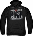 Sons of Anarchy pull-over hoodie Rolling Deep adult black