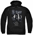 Sons Of Anarchy pull-over hoodie Ties That Bind adult black