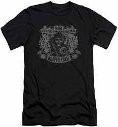 Sons Of Anarchy slim-fit t-shirt Original Reaper Crew mens black