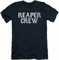 Sons Of Anarchy slim-fit t-shirt Reaper Crew mens navy
