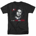 Sons Of Anarchy t-shirt Being King mens black