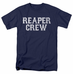 Sons Of Anarchy t-shirt Reaper Crew mens navy