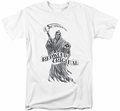 Sons Of Anarchy t-shirt Redwood Original mens white