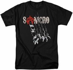 Sons of Anarchy t-shirt Rip Through mens black