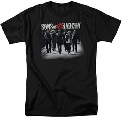 Sons of Anarchy t-shirt Rolling Deep mens black