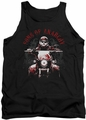 Sons Of Anarchy tank top Ride On mens black