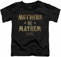 Sons of Anarchy toddler t-shirt Mothers Of Mayhem black