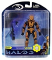 Spartan Soldier Scout Halo Series 2 Action Figure