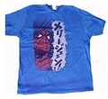 Spider-Man Mary Jane Skydiver Blue Px T-Shirt