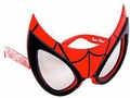 Spider-Man Sunstaches Sunglasses pre-order
