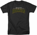 Ireland t-shirt Hooligan mens black